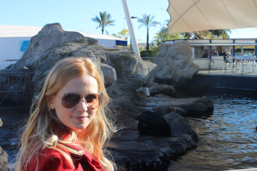 Mi aventura Valenciana III – Este lugar parece de otro mundo – Oceanografic!