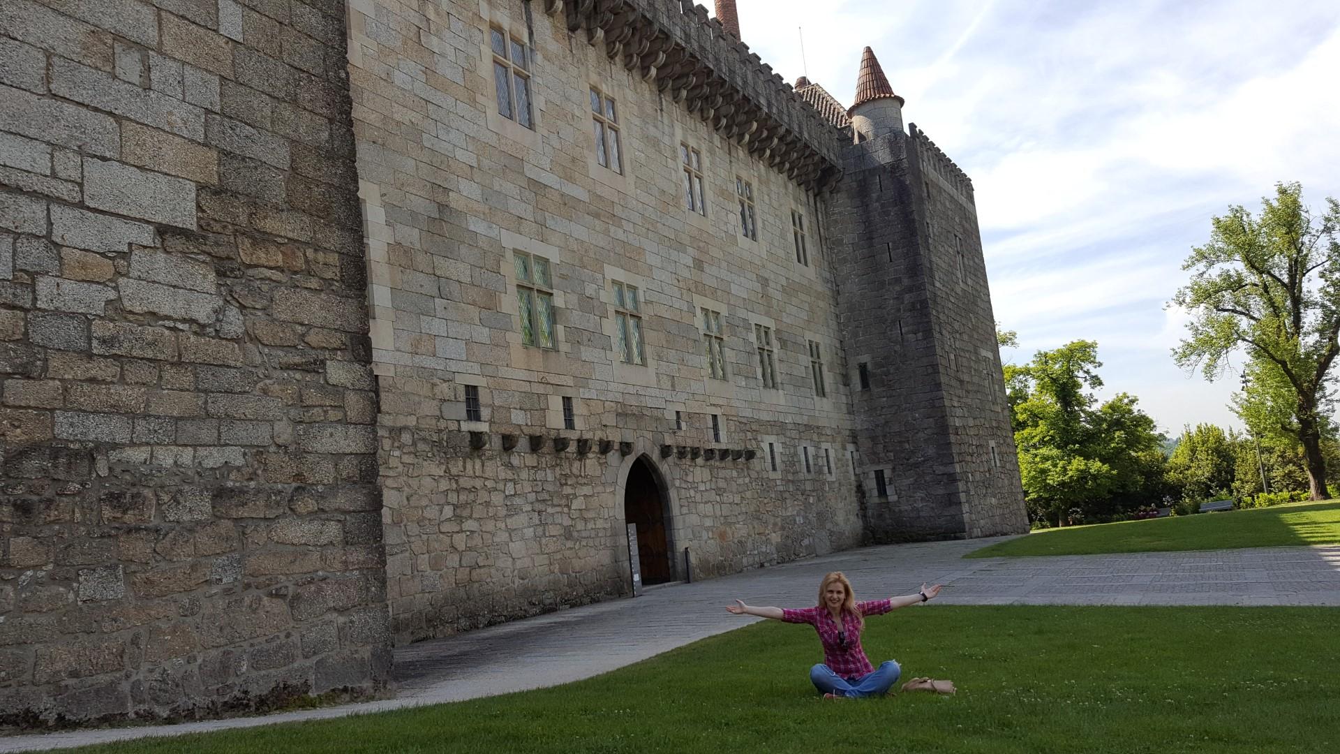 Palacio de los Duques de Braganza (Paco dos Duques de Braganca)