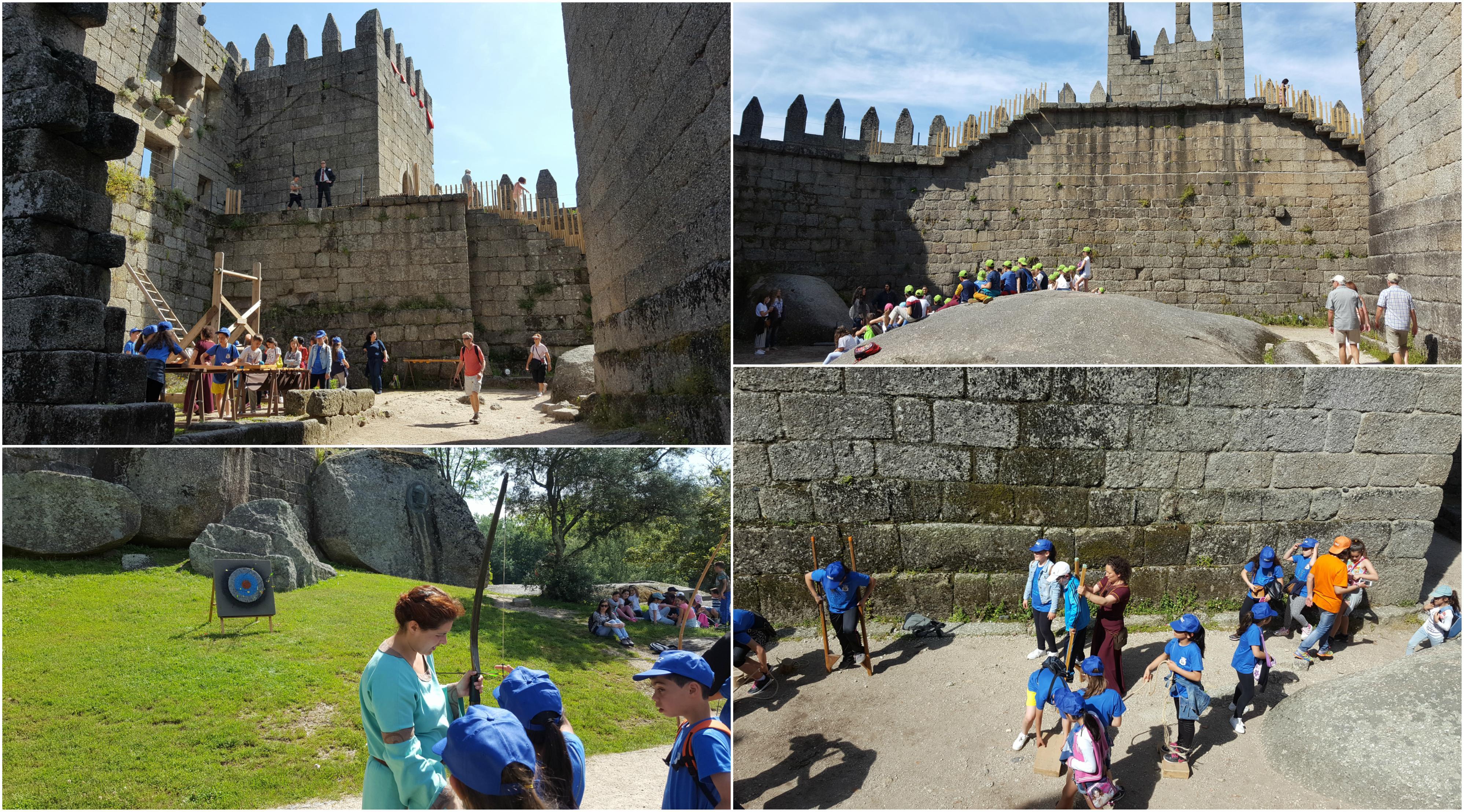 actividades castelo