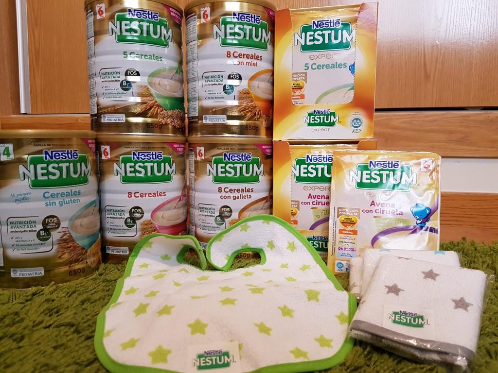 Probamos Nestum de Nestlé con el nuevo ambalaje