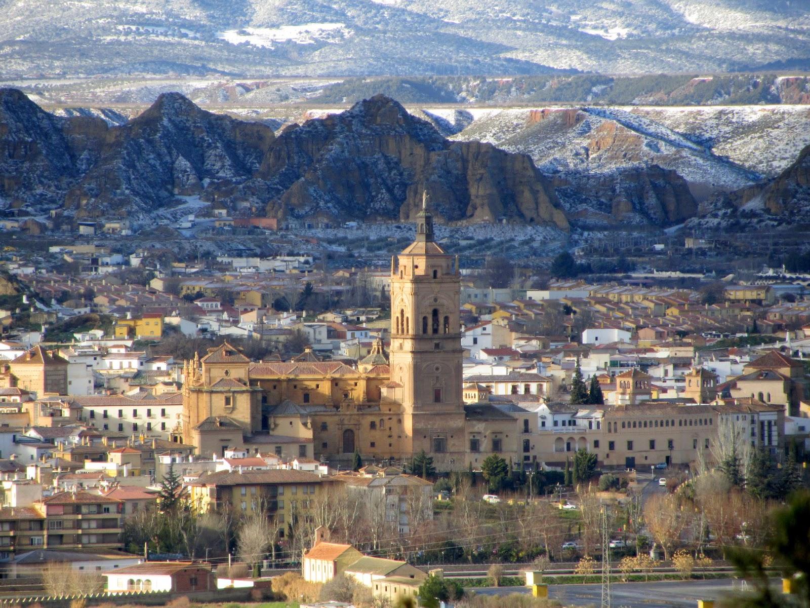 Guia de Guadix
