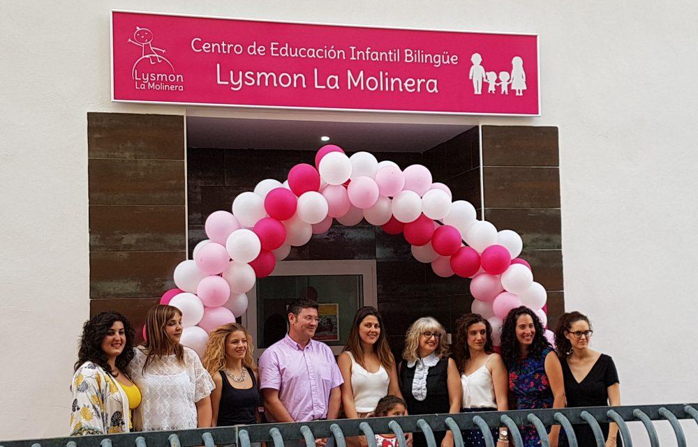 Inauguracion Lysmon La Molinera