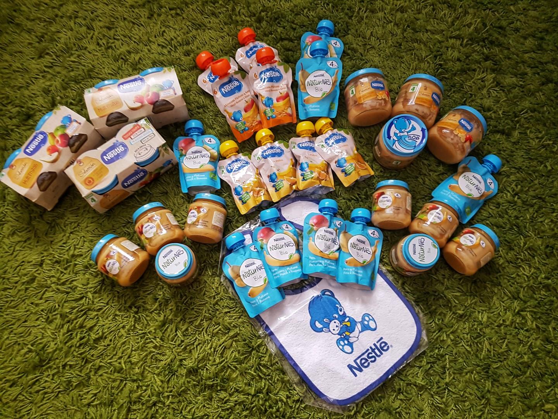 Nestlé Purés Sin Azúcares Añadidos