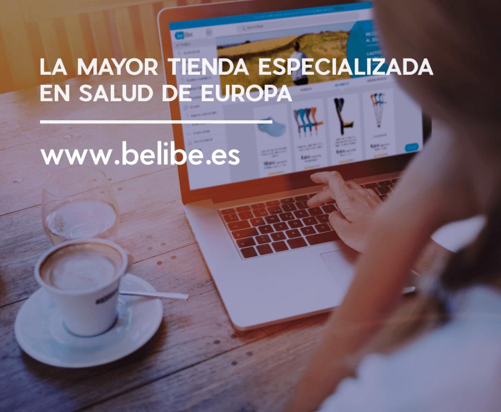 Belibe Salud la mayor tienda especializada en salud de Europa