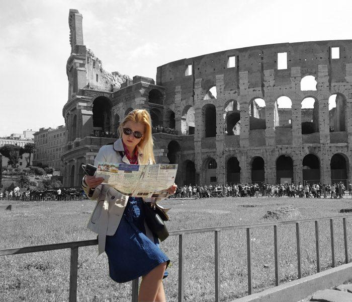 Lugares que no sabias que existen en Roma